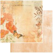 Afterglow Paper - Vintage Artistry Wedgewood - 49 And Market