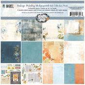 Vintage Artistry Wedgewood 6x6 Collection Pack - 49 And Market