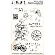 Vintage Artistry Wedgewood Cozy Stamp Set - 49 And Market