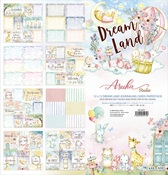 Dreamland Journaling Cards 12x12 Collection Pack - Memory-Place