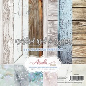 Weathered Wood & Crystals 6x6 Collection Pack - Asuka Studio - PRE ORDER