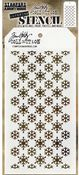 Flurries Layered Stencil - Tim Holtz - PRE ORDER