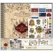 Marauder's Map - Harry Potter 12-Month Planner Set - Paper House - PRE ORDER