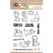 Dog Lover Stamp Set - Photoplay