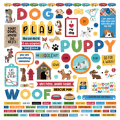 Dog Lover Element Sticker - Photoplay