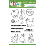 Cat Lover Stamp Set - Photoplay