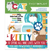Cat Lover Ephemera - Photoplay - PRE ORDER