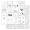 Color Me Paper - Cat Lover - Photoplay