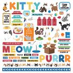 Cat Lover Element Sticker - Photoplay