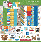 Cat Lover 12x12 Collection Pack - Photoplay - PRE ORDER