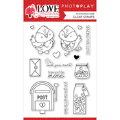 Love Letters Stamp Set - Photoplay - PRE ORDER