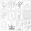 Color Me Paper - Love Letters - Photoplay