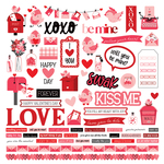 Love Letters Element Sticker - Photoplay - PRE ORDER