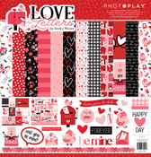 Love Letters 12x12 Collection Pack - Photoplay - PRE ORDER