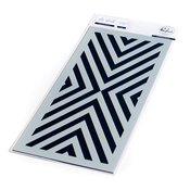 Inverted Diamond Stencil - Pinkfresh Studio - PRE ORDER