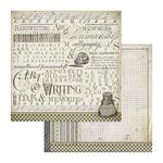 Ink Paper - Calligraphy - Stamperia - PRE ORDER