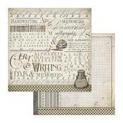 Ink Paper - Calligraphy - Stamperia - PRE ORDER