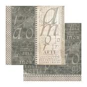 Calligraphy Book Paper - Calligraphy - Stamperia