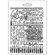Ink & Memories Soft Maxi Mould A5 - Stamperia - PRE ORDER