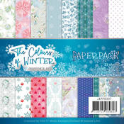 The Colours of Winter Paper Pack 6x6 - Find It Trading