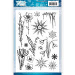 The Colours Of Winter Clear Stamps - Find It Trading