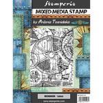Mechanism Cling Stamp  - Stamperia - PRE ORDER