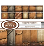 Elegant Woods Collection Kit - Reminisce - PRE ORDER