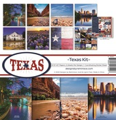 Texas Collection Kit - Reminisce - PRE ORDER