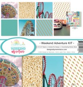 Weekend Adventure Collection Kit - Reminisce - PRE ORDER