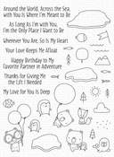 Partners in Adventure Clear Stamps 6x8 - My Favorite Things - PRE ORDER