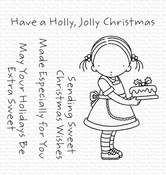 Sweet Christmas Wishes Pure Innocence Stamps 4x4 - My Favorite Things - PRE ORDER
