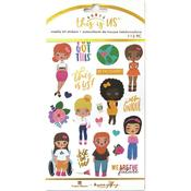 Just Be You Weekly Sticker Set - This Is Us - Paper House