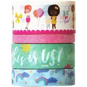 Just Be You Washi Tape - This Is Us - Paper House