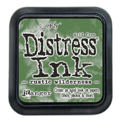 Rustic Wilderness Distress Ink Pad - Tim Holtz
