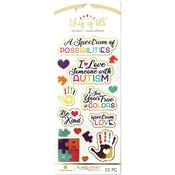 Autism Stickers - This Is Us - Paper House