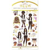 Girl Boss Weekly Planner Sticker Kit - This Is Us - Paper House