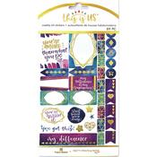 Empowerment Weekly Planner Sticker Kit - This Is Us - Paper House
