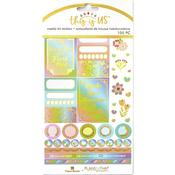 Pastel Self Care Weekly Planner Sticker Kit - This Is Us - Paper House
