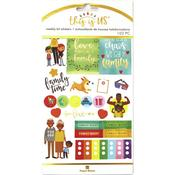 Family Life Weekly Planner Sticker Kit - This Is Us - Paper House