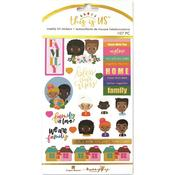 Family Is Love Weekly Planner Sticker Kit - This Is Us - Paper House
