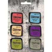 Set 3 - Tim Holtz Distress Enamel Collector Pins