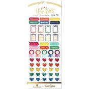 Bright Self Care Functional Sticker Set - This Is Us - Paper House