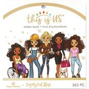 Planner Girl Mini Sticker Book - This Is Us - Paper House