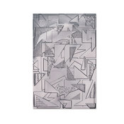 Doodle Triangles 3D Textured Impressions Embossing Folder - Sizzix