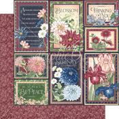 Delight Paper - Blossom - Graphic 45