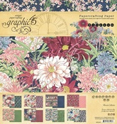 Blossom 8x8 Pad - Graphic 45