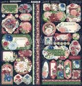 Blossom Sticker Sheet - Graphic 45