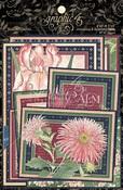 Blossom Ephemera & Journaling Cards - Graphic 45