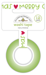 Merry Christmas Washi Tape - Doodlebug