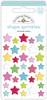 Christmas Wishes Shape Sprinkles - Doodlebug